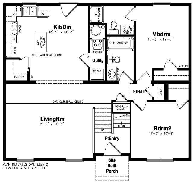 Mapleton Floor Plan1