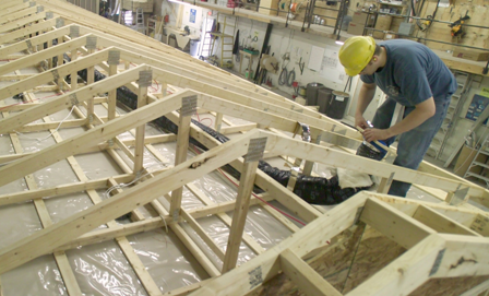 about us truss framing